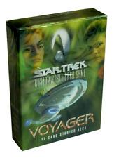 Star Trek Customizable Card Game Voyager 40-Card Starter Deck FREE SHIPPING