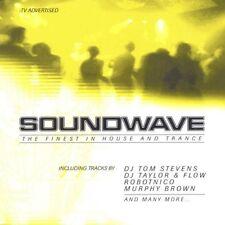 SOUNDWAVE = Stevens/Tiesto/Astral/Stigma/Picotto...=2CD= FINEST HOUSE & TRANCE !
