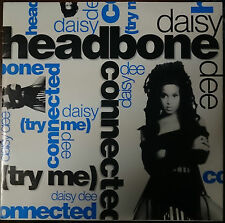 Daisy Dee ‎– Headbone Connected (Try Me) LP