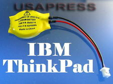 New IBM Thinkpad T60 T61 T60P T61P Backup CMOS RTC Reserve Battery