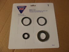 TRIUMPH T20 CUB 1956 ONWARD ENGINE & GEARBOX OIL SEAL KIT  7