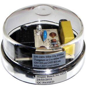 IP65 Photocell Head Dusk til Dawn For Sodium SON Floodlights LED Street Lighting