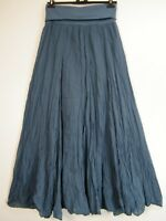 LAGENLOOK 100% COTTON HALF LINED  SKIRT 10 COLOURS ONE SIZE FITS SIZES 12-16