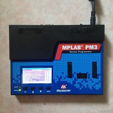 Microchip MPLAB PM3 Universal standalone in circuit programmer ICSP DV007004