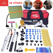 84× Paintless Dent Repair Lifter Puller PDR Tools Kit Slide Hammer Glue Gun Tab