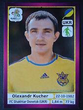 Panini 406 Olexandr Kucher Ukrajina EURO 2012 Poland - Ukraine