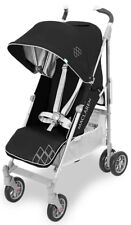 Maclaren Techno XT Baby Full Size Umbrella Fold Stroller Black/Silver New 2018