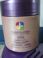 Pureology Super Smooth Relaxing Hair Masque Thermal AntiFade Complex 5.2oz New