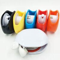 Portable Automatic Headphone Earphone Cord Cable Winder Organizer Holder XMAS