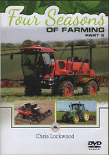 Tractor Farming DVD: FOUR SEASONS OF FARMING PART 2 - Chris Lockwood