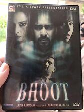 BHOOT (DVD) RGV's Classic Horror Movie! English Subtitles; Region Free. Hindi.