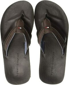 BNEW Tommy Hilfiger Men's Dilly Flat Sandals, Size 9 only