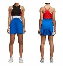 adidas Women's Stella McCartney Barricade Tennis/Golf/Training Black Dress Small