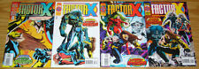 Factor X #1-4 VF/NM complete series AGE OF APOCALYPSE john francis moore 1995