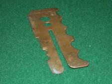 Militaria: Brass Military Button Stick WD - 1955 WHB