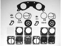 Yamaha Mikuni Dual Carb Rebuild Kit + Base Gasket Yamaha 64X-13556-00-00 760 pwc