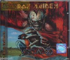 = IRON MAIDEN - VIRTUAL XI //polish stickers//\ CD sealed