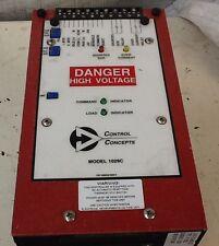 Control Concepts 1029CP15, SCR motor controller, 480V, 50A