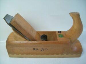 Schlichthobel ECE Hobel Tischler Schreiner 45 mm Einfacheisen incl. Versand #20