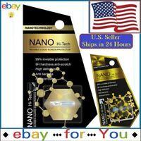 NANO Liquid Glass Screen Protector Universal Invisible Wipe-On HI Smart Phones