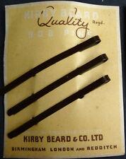 Ropa y complementos vintage original color principal marrón