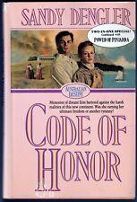 AUSTRALIAN DESTINY Books 1 & 2 Code Of Honor & Power Of Pinjarra Sandy Dengler