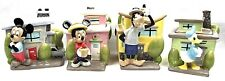 Disney Urban Mickey 4 piece canister set Retired New in Box Not used Mint con.