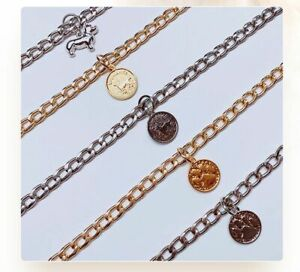 Dogs Cats Pet Chain Collar Necklace Jewelry Accessories For Cute Puppy Cat