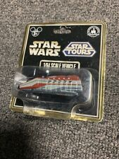 Disney Star Wars Star Tours Die Cast Ride Vehicle Sealed New 1/64 scale Retired