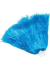 Cheerleader Jumbo Blue Pom Pom Waver Fancy Dress Pompom Dance Hen Party New