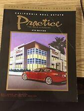 California Real Estate Practice by Walt Huber