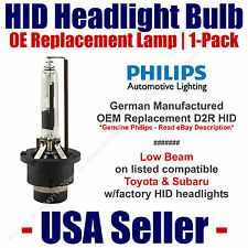 OE HID Headlight Low Beam GENUINE German fits Select Toyota & Subaru D2R