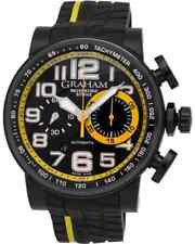 GRAHAM SILVERSTONE STOWE RACING CHRONOGRAPH AUTOMATIC MEN'S WATCH $8,670