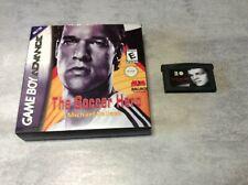 GAME BOY The Soccer Hero Michael Ballack  NINTENDO ADVANCE EN BOITE