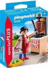 Playmobil Special Plus 9088. Vendedor de Kebab . Más de 4 años
