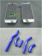 FOR YAMAHA YZF250 YZ250F 2006 06 aluminium radiator and hose