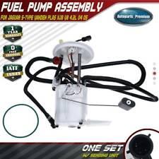 Right Side Fuel Pump Assembly for Jaguar S-Type Vanden Plas XJ8 03-05 3.0L 4.2L