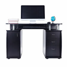 Incroyable Techni Mobili Super Storage Computer Desk Espresso