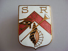 LOT INSIGNE SERVICE SANTÉ HOPITAL SAINT RAMBERT AUGIS  1939 WW2  FRENCH BADGE