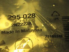 2N2222A NPN TRANSISTOR 40V 0.8A 0.5W TO18  5Pcs