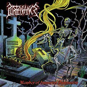 PURTENANCE - Member Of The Immortal Damnation - CD - 167246