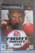 Fight Night 2004 PS2 Nuovo sigillato