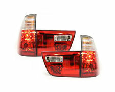 CRYSTAL REAR BACK LIGHTS FOR BMW X5 E53 PRE-FACELIFT 2000-03 MODEL NICE GIFT