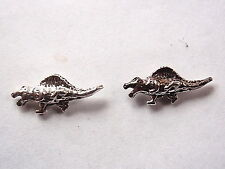 Dinosaur Stud Earrings 925 Sterling Silver Corona Sun Jewelry