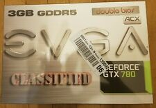 EVGA GeForce GTX 780 Dual Classified w/ evga acx cooler (KR)