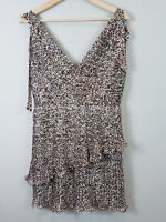 LA MAISON TALULAH | Womens Superbloom Mini Dress NEW [ Size M or AU 10 / US 6 ]