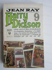 HARRY DICKSON  N° 9 / Jean RAY § TBE § Marabout