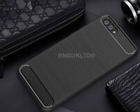 For Huawei Honor 10 Carbon Case 360° Cover & Full Coverage Screen Protector