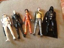 Star Wars 12 inch Action Figure Rebels Titan Hero Series Figures ....