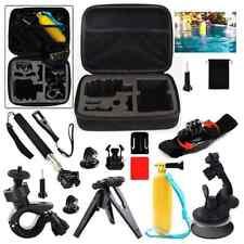 Kit de accesorios GoPro 13-1 incluso Montaje Manillar Bicicleta, Parabrisas Auto
